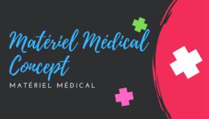 Matériel Médical Concept contact