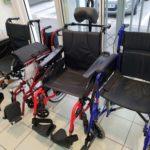 Rodin Médical, Fauteuil roulant, fauteuil à pousser